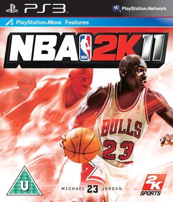 NBA 2K11 PS3 coverM (BLES01008)