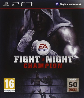 Fight Night Champion PS3 coverM (BLES01039)