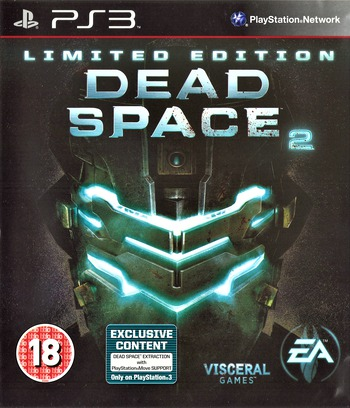 Dead Space 2 (Limited Edition) PS3 coverM (BLES01040)