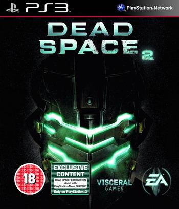 Dead Space 2 PS3 coverM (BLES01041)