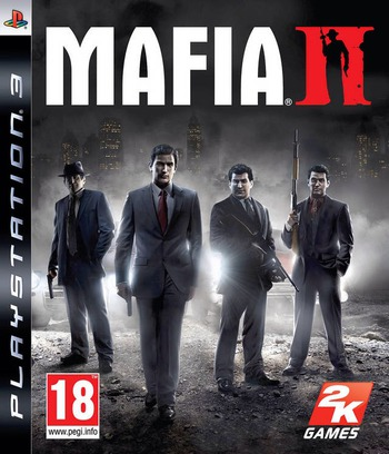 Mafia II PS3 coverM (BLES01166)