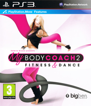 My Body Coach 2 PS3 coverM (BLES01218)
