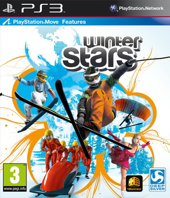 Winter Stars PS3 coverM (BLES01224)