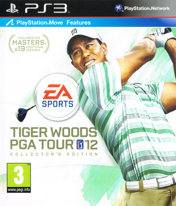Tiger Woods PGA Tour 12: The Masters PS3 coverM (BLES01270)