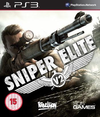 Sniper Elite V2 PS3 coverM (BLES01290)