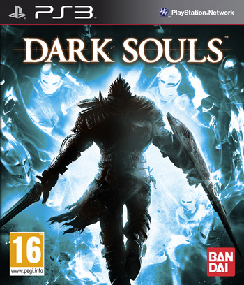 Dark Souls: Limited Edition PS3 coverM (BLES01402)