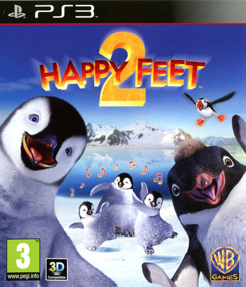 Happy Feet 2 PS3 coverM (BLES01425)