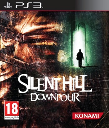 Silent Hill: Downpour PS3 coverM (BLES01446)