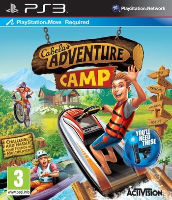 Cabela's Adventure Camp PS3 coverM (BLES01468)