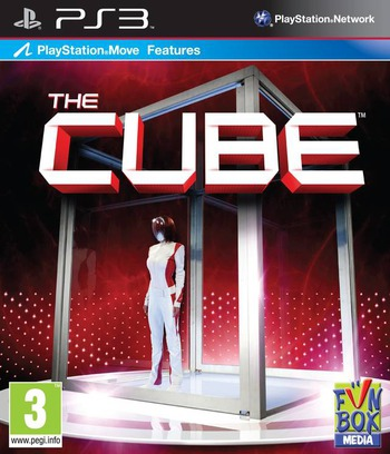 The Cube PS3 coverM (BLES01471)