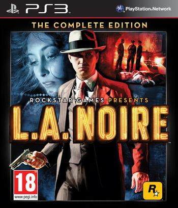 L.A. Noire: The Complete Edition PS3 coverM (BLES01488)