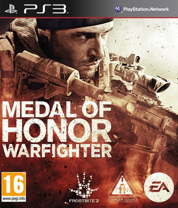 Medal of Honor Warfighter PS3 coverM (BLES01636)