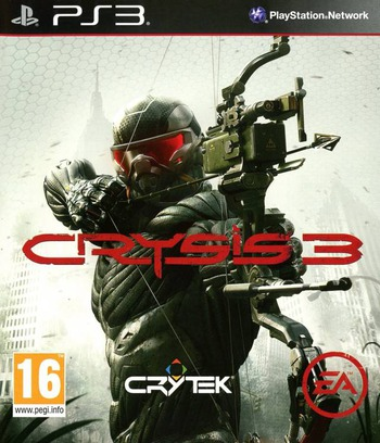 Crysis 3 PS3 coverM (BLES01649)