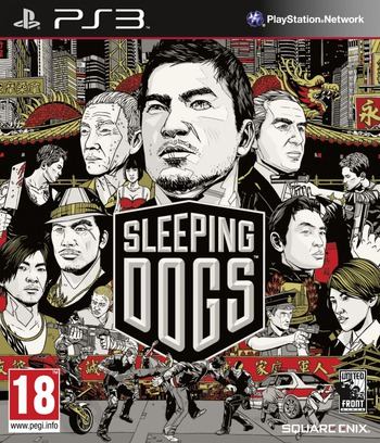 Sleeping Dogs PS3 coverM (BLES01662)