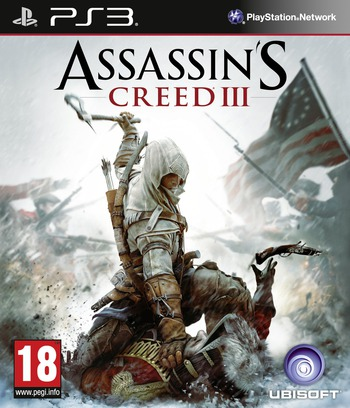 Assassin's Creed III PS3 coverM (BLES01667)