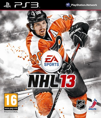 NHL 13 PS3 coverM (BLES01691)