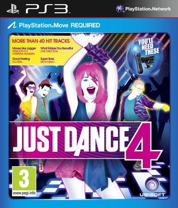 Just Dance 4 PS3 coverM (BLES01722)