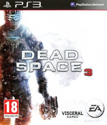 Dead Space 3 PS3 coverM (BLES01733)