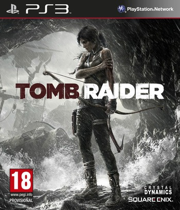 Tomb Raider PS3 coverM (BLES01780)
