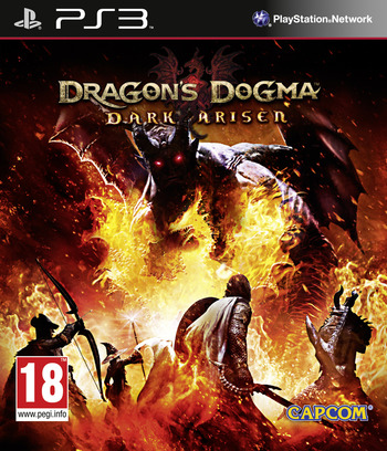 Dragon's Dogma: Dark Arisen PS3 coverM (BLES01794)