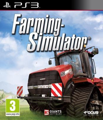 Farming Simulator 2013 PS3 coverM (BLES01796)