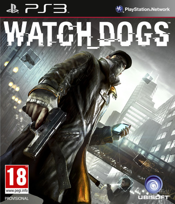 Watch Dogs PS3 coverM (BLES01854)