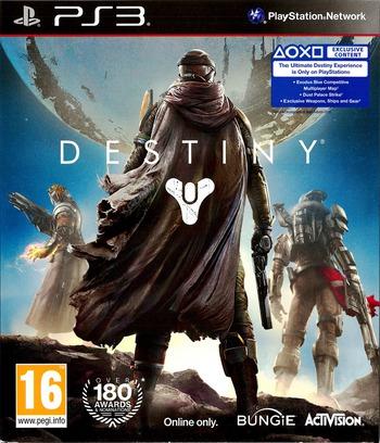 Destiny PS3 coverM (BLES01857)