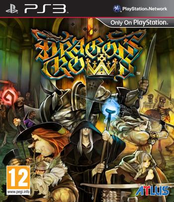 Dragon's Crown PS3 coverM (BLES01950)