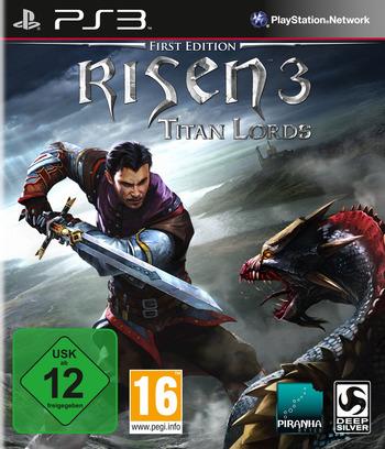 Risen 3: Titan Lords PS3 coverM (BLES02010)