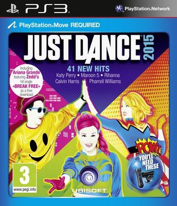 Just Dance 2015 PS3 coverM (BLES02052)