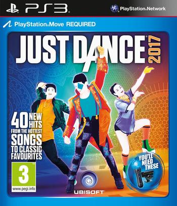 Just Dance 2017 PS3 coverM (BLES02231)