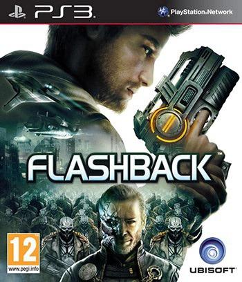 Flashback HD PS3 coverM (NPEB01417)