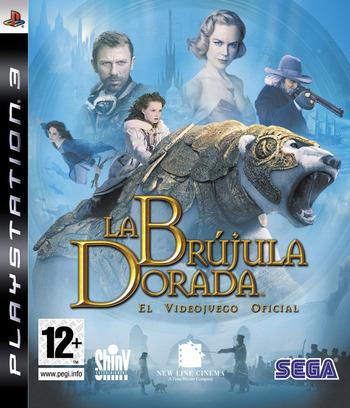 La Brújula Dorada PS3 coverM (BLES00180)