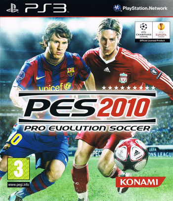 Pro Evolution Soccer 2010 PS3 coverM (BLES00689)