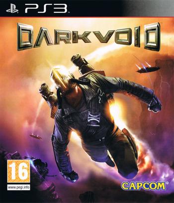 Dark Void PS3 coverM (BLES00723)