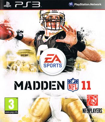 Madden NFL 11 PS3 coverM (BLES00916)