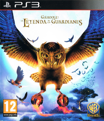 Ga'Hoole: La Leyenda de los Guardianes PS3 coverM (BLES00964)