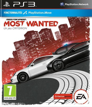 Need for Speed: Most Wanted PS3 coverM (BLES01659)