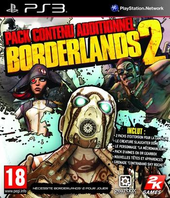 Borderlands 2: Packs de contenu additionnel PS3 coverM (BLES01813)
