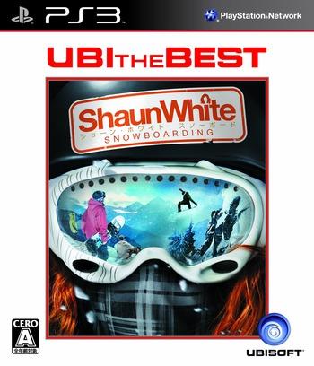PS3 coverM (BLJM60184)