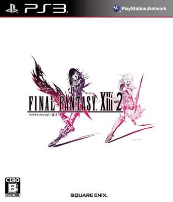 ファイナルファンタジーXIII-2 PS3 coverM (BLJM60382)
