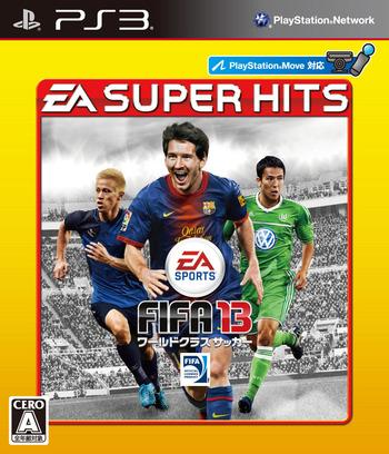 PS3 coverM (BLJM61058)