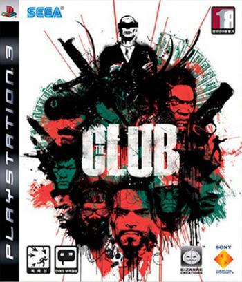 더 클럽 PS3 coverM (BCKS10043)