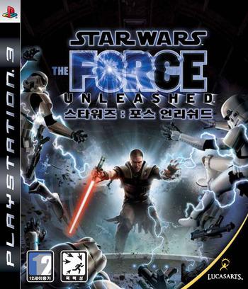 스타워즈:포스 언리쉬드 PS3 coverM (BLKS20021)