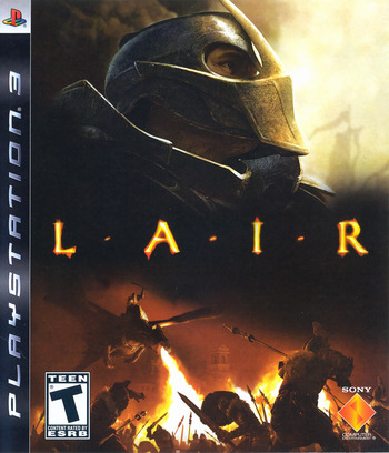 Lair PS3 coverM (BCUS98112)