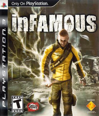 inFamous PS3 coverM (BCUS98154)