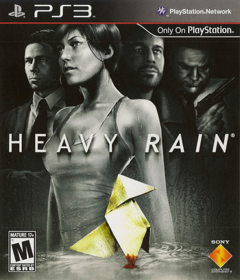 Heavy Rain PS3 coverM (BCUS98164)