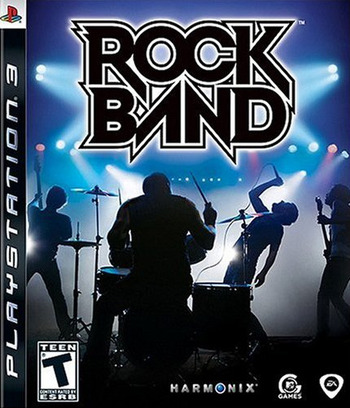 Rock Band PS3 coverM (BLUS30050)