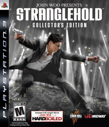 Stranglehold (Collector's Edition) PS3 coverM (BLUS30081)