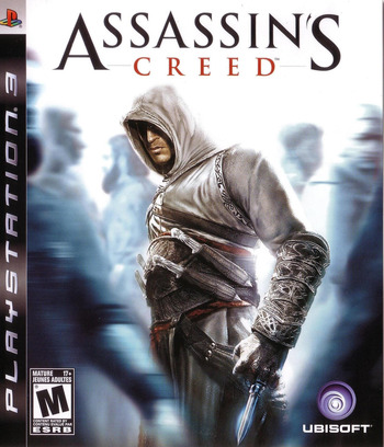 Assassin's Creed PS3 coverM (BLUS30089)